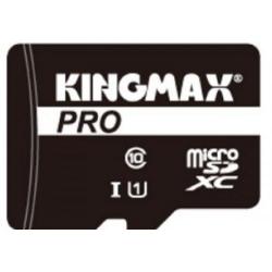 Memory Card Kingmax MicroSDHC Pro, 32GB, Class 10 + Adaptor SD