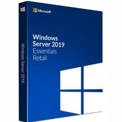 Microsoft Windows Server Essentials 2019, 64bit, Engleza FPP