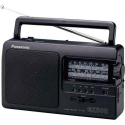 Mini Sistem Audio Panasonic RF-3500E9-K