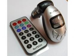 Modulator FM cu telecomanda TRANS01