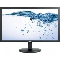 Monitor LED AOC E2280SWHN, 21.5 inch, 1920x1080, 5ms, Black