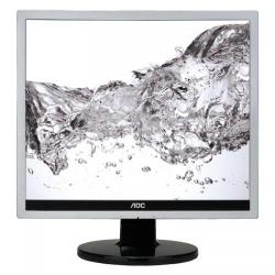 Monitor LED AOC E719SDA, 17inch, 1280x1024, 5ms, Black-Silver