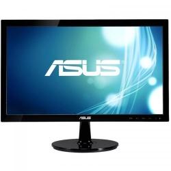 Monitor LED Asus VS207DF, 19.5inch, 1366x768, 5ms, Black