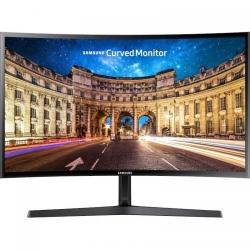 Monitor LED Curbat Samsung LC24F396FHRXEN, 24inch,  1920x1080, 4ms, Black