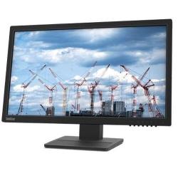 Monitor LED Lenovo ThinkVision E22-20, 21.5inch, 1920x1080, 14ms, Black