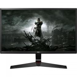 Monitor LED LG 24MP59G-P, 23.8inch, 1920x1080, 1ms, Black
