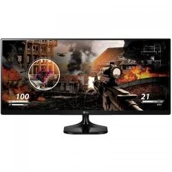 Monitor LED LG 25UM58-P, 25inch, 2560x1080, 5ms GTG, Black
