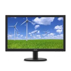 Monitor LED Philips 243S5LDAB, 23.6inch, 1920x1080, 1ms GTG, Black