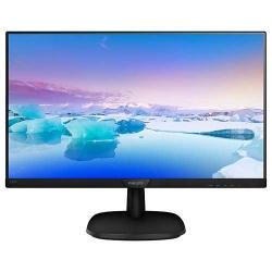 Monitor LED Philips 243V7QDSB/00, 23.8inch, 1920x1080, 5ms GTG, Black