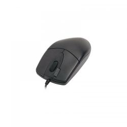 Mouse A4Tech OP-620D-B, USB, Black