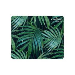 Mouse Pad Natec Photo Art Palm Tree, Green