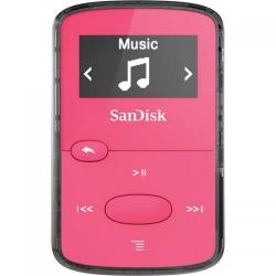 MP3 Player Sandisk CLip Jam 8GB, Pink