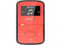 MP3 Player Sandisk CLip Jam 8GB, Red
