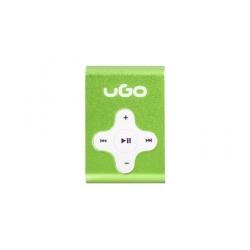 Mp3 Player uGo UMP-1024, Micro SD, Green