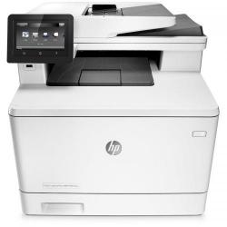 Multifunctional HP Color LaserJet Pro MFP M477fdw