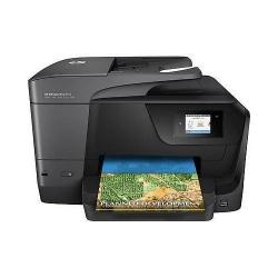 Multifunctional HP Officejet Pro 8710 e-All-in-One, Wireless, Black