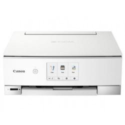 Multifunctional InkJet Color Canon PIXMA TS8351, White