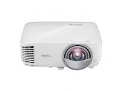 Videoproiector BenQ MW809ST, White
