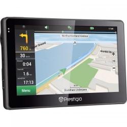 Navigator GPS Prestigio GeoVision 5057, 5.0inch + harta Full Europe