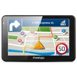 Navigator GPS Prestigio GeoVision 5066, 5.0inch, Fara harta