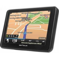 Navigator GPS Serioux Urban Pilot UPQ500FE, 5inch, Harta Europei