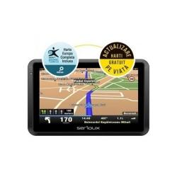 Navigator GPS Serioux UrbanPilot Q550T2 5.0inch, Full Europe