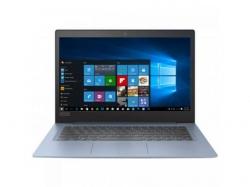 Laptop Lenovo IdeaPad 120S AP, Intel Celeron Dual Core N3350, 14inch, RAM 4GB, eMMC 64GB, Intel HD Graphics 500, Windows 10 S, Denim Blue
