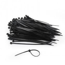 Organizator cabluri Gembird 100buc, Black