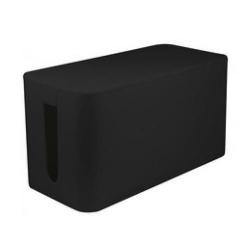 Organizator cabluri Logilink KAB0060, Black