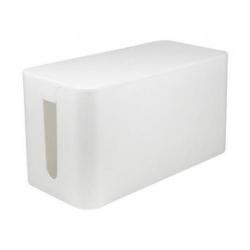 Organizator cabluri Logilink KAB0063, White