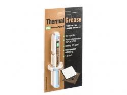 Pasta termoconductoare cu cupru pt. temperaturi -50°C + 170°C conductivitate termica: >3.1 W/m.K. - greutate: 3.5gr