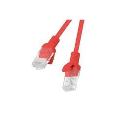 Patchcord Digitus Premium, U/UTP, CAT5e, 0.25m, Red