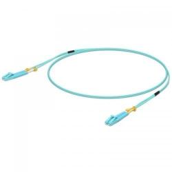 Patchcord fibra optica Ubiquiti Unifi, duplex, LC / LC , 2m, Blue