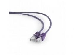 Patchcord Gembird, UTP, Cat.5e, 0.5m, Purple