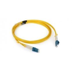 Patchcord Nexans LANmark, Duplex LC-LC, 3m, Yellow