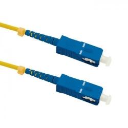 Patchcord Optic Qoltec 54298, SC/UPC - SC/UPC, 2m