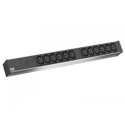 PDU Bachmann 800.2284, 12x C13, 2m, Grey
