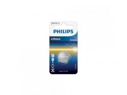 Baterie Philips Lithium, 1x 3V/CR2016, Blister