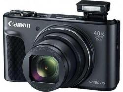Aparat foto compact Canon PowerShot SX730 HS, 20.3MP, Black