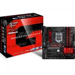 Placa de baza ASRock B250M Performance, Intel B250, Socket 1151, mATX