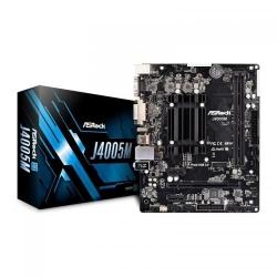 Placa de baza ASRock J4005M, Intel Celeron Dual Core J4005, mATX