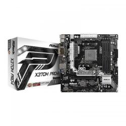 Placa de baza ASRock X370M PRO, AMD X370, socket AM4, mATX