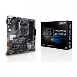 Placa de baza ASUS PRIME A520M-A, AMD A520, socket AM4, mATX