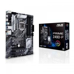 Placa de baza ASUS PRIME Z490-P, Intel Z490, socket 1200, ATX