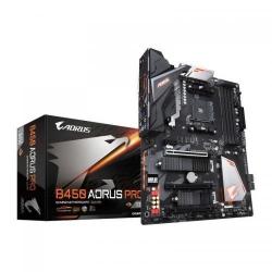 Placa de baza GIGABYTE AORUS B450 PRO, AMD B450, Socket AM4, ATX