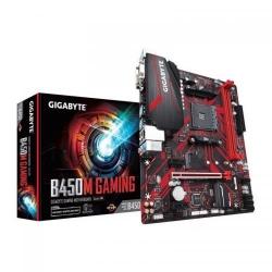 Placa de baza Gigabyte B450M GAMING, AMD B450, socket AM4, mATX