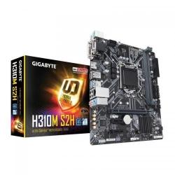 Placa de baza Gigabyte H310M S2H, Intel H310, socket 1151v2, mATX