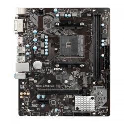 Placa de baza MSI A320M-A PRO MAX, AMD A320, Socket AM4, mATX