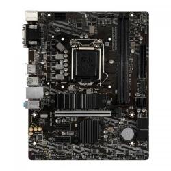 Placa de baza MSI B460M PRO, Intel B460, socket 1200, mATX