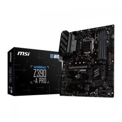 Placa de baza MSI Z390-A PRO, Intel Z390, socket 1151 v2, ATX